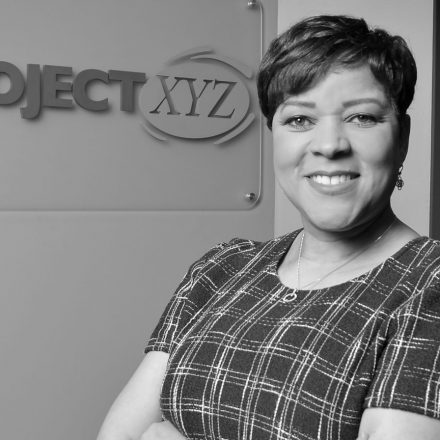PROJECTXYZ: The Face of  Solving Problems and Delivering  Results
