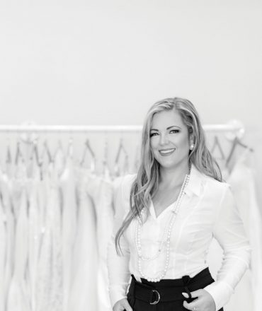 The Face of   Huntsville's Premier  Bridal Boutique