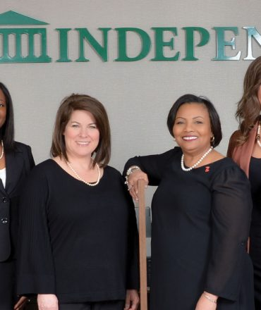 The Power of Women: Bank Independent