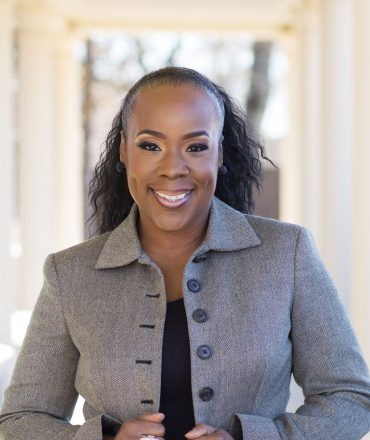 The Power of Women: Rashida Wilson